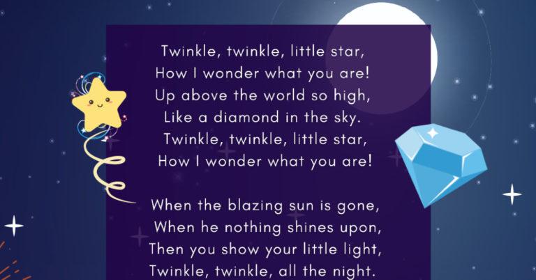 Canzoni in inglese per bambini